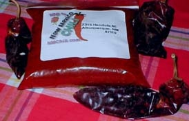 Red Chile Powder from Hatch New Mexico